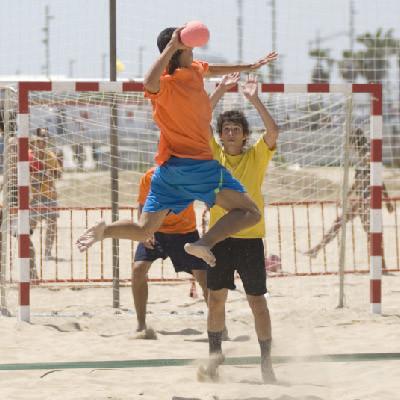 Beachhandballturniere 2019