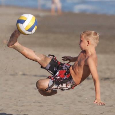 Beachsoccer Turniere für Junioren und Juniorinnen