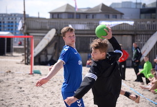 Beachhandballturniere 2021