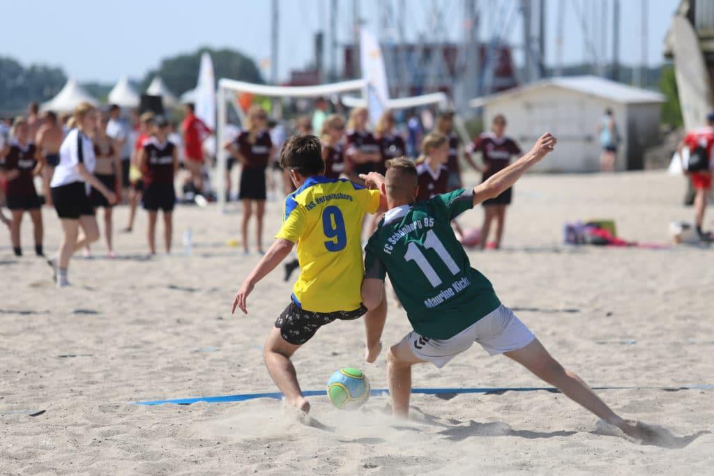 Beachsoccer Cup (U15 - U19 m/w & Frauen)