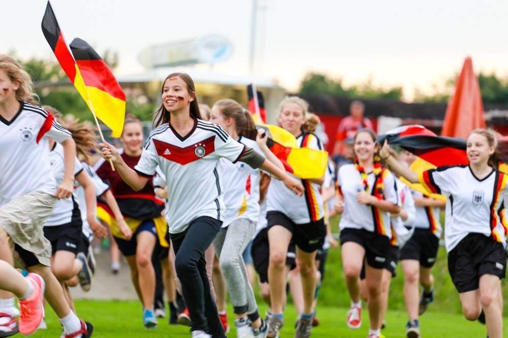 14 Juniorinnen-Fußballturniere in 2022