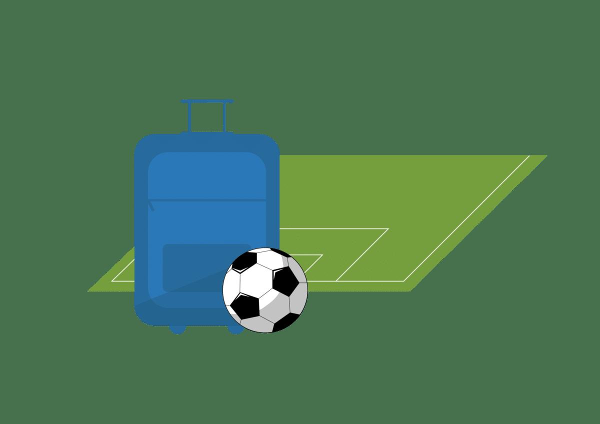 7.) Jetzt nur noch Deine Koffer packen & ein tolles Turnierwochenende mit BALLFREUNDE erleben!