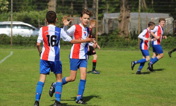 Tournoi de football des jeunes, Goal
