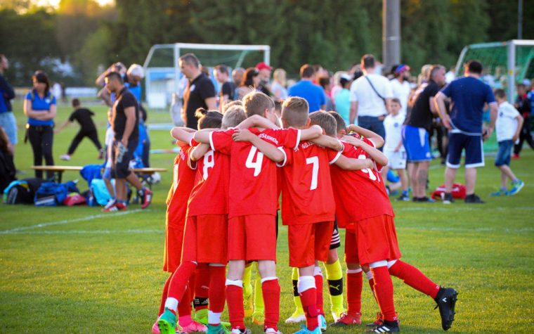 Jugendfussballturnier, E-Jugend, Mannschaftskreis